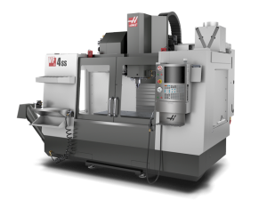 Haas VF4SS | I&G Engineering