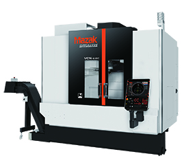 Mazak VCN 535C Smooth G | I&G Engineering