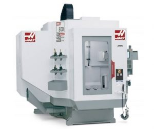 Haas MDC 500 Machine | I&G Engineering