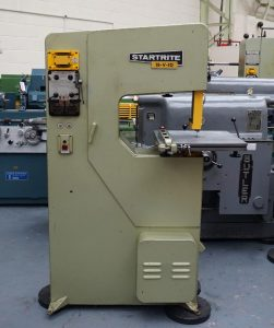 Startrite 18TT Vertical Bandsaw | I&G Engineering