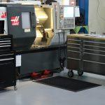 HAAS Machine in Workshop | I&G Engineering