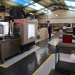 Workshop Floor | I&G Engineering