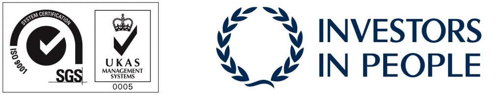 UKAS & Investors in People Logos