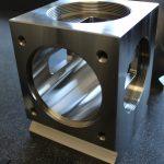 17-4ph block 3   Machined Component
