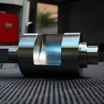 Cylindrical Machined Component 2