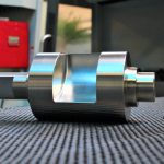 Cylindrical Machined Component