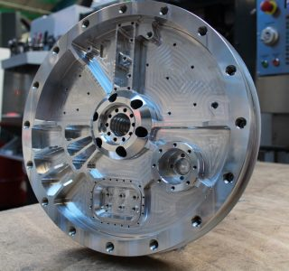 Aerospace Engineering Component | I&G Engineering